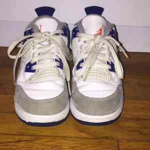 Toddler size 12C Jordan's! In used condition.